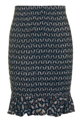 Wyldr Tile Print Skirt By Multi