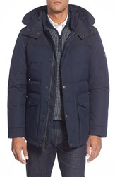 Men's Cole Haan Quilted Down Parka