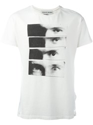 Enfants Riches Deprimes 'Les Yeux' T Shirt Men Cotton M White