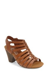 Women's Cobb Hill 'Taylor' Caged Sandal 3 1 4' Heel