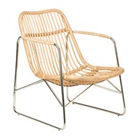 Pols Potten Floris Chair Natural