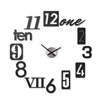 Numbra Wall Clock