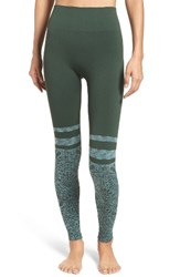 Climawear Women's 'Sitting Pretty' High Rise Leggings Melona Olive