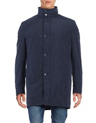 Strellson Jetstream 2 In 1 Coat Navy