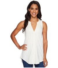 Carve Designs Middleton Tunic Ivory Women's Clothing White