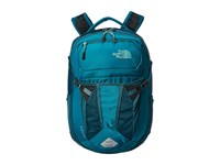 The North Face Women's Recon Harbor Blue Atlantic Deep Backpack Bags