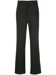 Dion Lee Tailored Wool Trousers Black