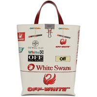 Off White Multilogo Tote