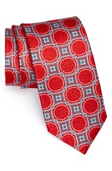 Men's J.Z. Richards Printed Silk Tie