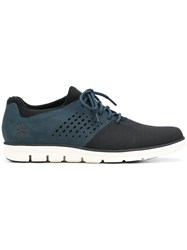 Timberland Lace Up Sneakers Blue