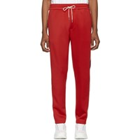 Aime Leon Dore Red Logo Track Lounge Pants