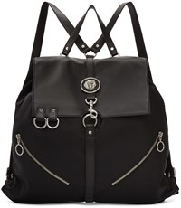 Versus Black Medusa Backpack
