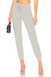 Michael Stars Pull On Pant With Drawstring Gray