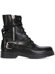 Diesel Black Gold 'Steady' Boots