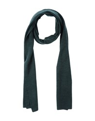 Selected Homme Accessories Oblong Scarves Men Green