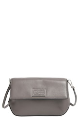 Marc By Marc Jacobs 'New Too Hot To Handle' Satchel Faded Aluminum