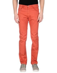 Maestrami Casual Pants Rust