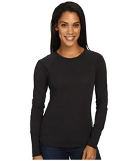 Mountain Khakis Solitude Long Sleeve Shirt Black Women's Clothing