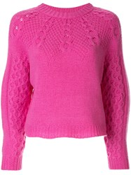 Sea Cable Knit Jumper 60