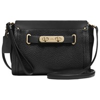 Coach Swagger Leather Wristlet