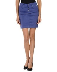 Roy Rogers Roy Roger's Choice Mini Skirts Blue