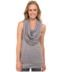 Lucy Body And Mind Tunic Silver Filigree Women's Clothing