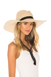 Hat Attack Chinstrap Jules Sunhat Tan