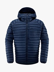 Haglofs Essens Mimic 'S Insulated Quilted Jacket Tarn Blue