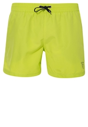 Guess Essential Swimming Shorts Green Beat Yellow