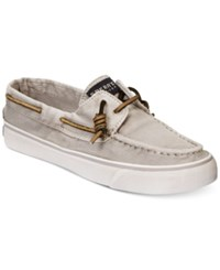 Sperry Bahama Canvas Boat Shoes Women's Shoes
