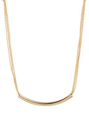 Kiomi Necklace Gold