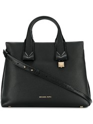 Michael Kors Collection Rollins Tote Bag Black