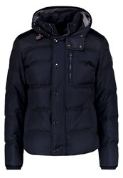 Joop Jaster Down Jacket Dunkelblau Dark Blue