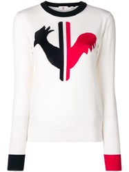 Rossignol W Alaya Sweater White