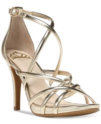 Fergalicious Hannah Strappy Dress Sandals Women's Shoes