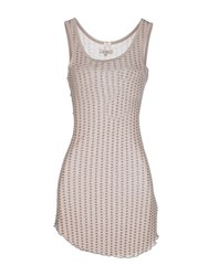 By Ti Mo Dresses Short Dresses Women Beige