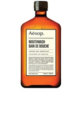 Aesop Mouthwash Brown