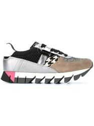 Dolce And Gabbana 'Capri' Sneakers Multicolour