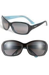 Maui Jim 'Pearl City' 63Mm Sunglasses Black