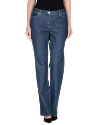 Caractere Aria Denim Denim Trousers Women