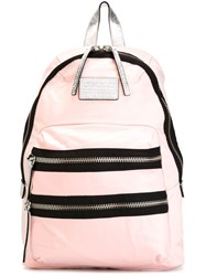 Marc By Marc Jacobs 'Domo Arigato' Backpack Pink And Purple