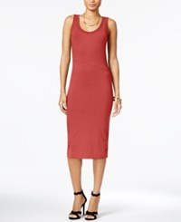 Armani Exchange Sheath Dress Bittersweet