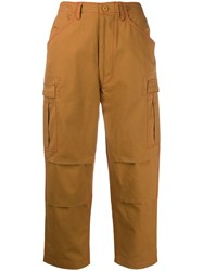 Mes Demoiselles High Rise Cropped Trousers 60