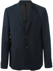 Joseph 'Reading Techno' Blazer Blue