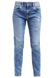 Pepe Jeans Vagabond Relaxed Fit Jeans F37 Destroyed Denim