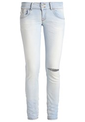 Ltb Molly Slim Fit Jeans Ombra Wash Bleached Denim