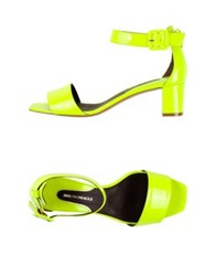 Bruno Magli Sandals Acid Green