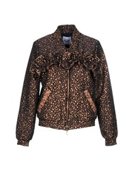 Si Jay Jackets Copper