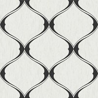 Graham And Brown Olympus Wallpaper Black White Multicolor