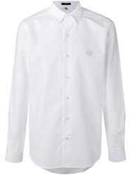 R 13 R13 Plain Shirt White